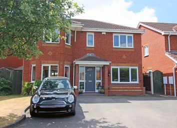 Thumbnail 4 bed detached house for sale in Grazier Avenue, Two Gates, Tamworth, Staffordshire