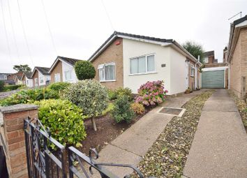 Thumbnail 2 bed detached bungalow for sale in Haddon Road, Ravenshead, Nottingham