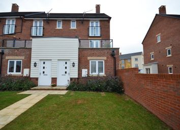 Thumbnail 2 bed flat for sale in Blackthorn Road, Didcot