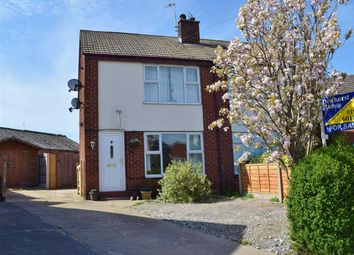 Thumbnail 2 bed semi-detached house to rent in Meadowcroft Avenue, Catterall, Preston