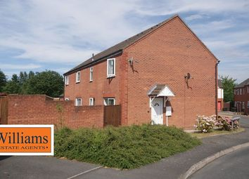 Thumbnail 1 bed terraced house for sale in Green Ash Close, Belmont, Hereford