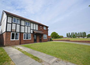 Thumbnail 4 bed semi-detached house for sale in Scythia Close, New Ferry, Wirral