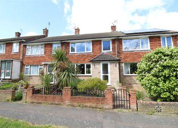 Thumbnail 3 bed terraced house for sale in Kennilworth Gardens, Rainham, Kent.