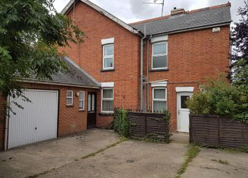 Thumbnail 4 bedroom semi-detached house to rent in Whitley Wood Lane, Reading