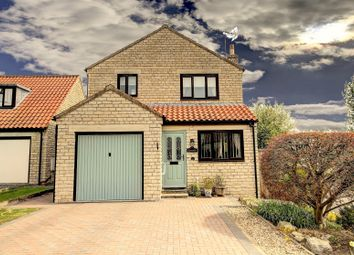 Thumbnail 3 bed detached house for sale in Beckett Close, Nawton, York