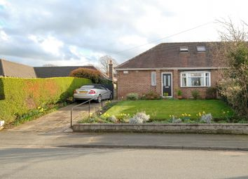 Thumbnail 3 bedroom semi-detached bungalow for sale in Dane Bank Road East, Lymm, Cheshire