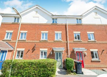 Thumbnail 4 bed town house for sale in Kings Chase, Andover