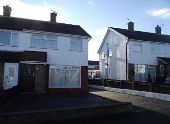 Thumbnail 3 bed semi-detached house to rent in Rusland Avenue, Pensby