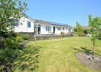 Thumbnail 3 bed detached bungalow for sale in Lanner, Redruth, Cornwall