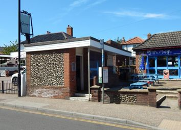 Thumbnail Retail premises for sale in 12 High Street, East Runton, Norfolk