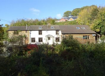 Thumbnail 4 bed cottage for sale in Arlan, Stepaside, Newtown, Powys