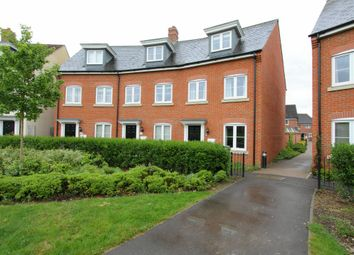Thumbnail 3 bedroom terraced house for sale in Quicksilver Way, Andover