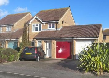 Thumbnail 3 bed link-detached house for sale in Lanercost Crescent, Monkston, Milton Keynes