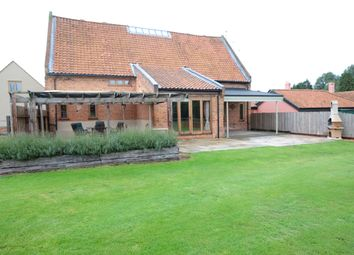 Thumbnail 4 bed barn conversion to rent in Snetterton, Norwich, Norfolk