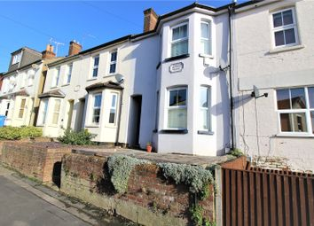 Thumbnail 3 bed terraced house for sale in Newport Road, Aldershot, Hampshire