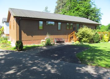 Thumbnail 2 bed mobile/park home for sale in The Grange Country Park (Ref 5369), East Bergholt, Suffolk