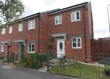 Thumbnail 2 bedroom end terrace house for sale in Abbeygate, Middlesbrough