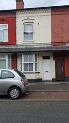 Thumbnail 3 bed terraced house to rent in Endicott Road, Aston, Birmingham