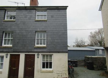 Thumbnail 1 bed terraced house to rent in 4, Smithfield Terrace, Llanidloes, Powys
