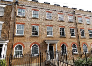 Thumbnail 2 bed flat for sale in 32 New Road, Rochester