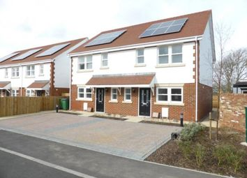 Thumbnail 3 bed semi-detached house for sale in The Brewers, 1-8 Brewers Close, Lydd, Romney Marsh