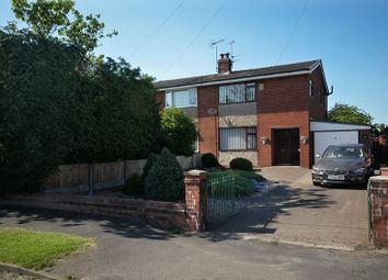 Thumbnail 3 bed semi-detached house for sale in Red House Lane, Eccleston, Chorley