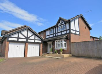 Thumbnail 4 bed detached house for sale in Whinchat Grove, Kidderminster
