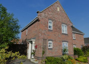 Thumbnail 3 bedroom semi-detached house for sale in Bluebell Close, Corby