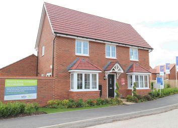 Thumbnail 3 bedroom detached house for sale in Meadow Close, Edleston, Nantwich