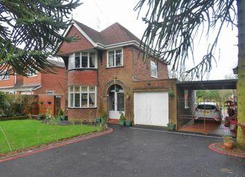 Thumbnail 3 bedroom detached house for sale in Grindley Lane, Blythe Bridge, Stoke-On-Trent
