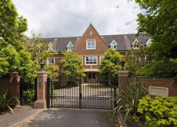 Thumbnail 3 bed flat to rent in Ormonde Place, Old Avenue, Weybridge