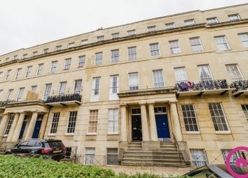 Thumbnail 2 bedroom flat for sale in Lansdown Crescent, Cheltenham