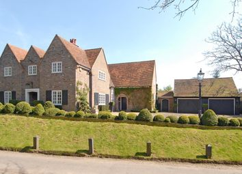 Thumbnail 4 bed detached house to rent in Ayot St. Lawrence, Welwyn, Herts