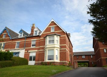 Thumbnail 2 bed flat for sale in Park Road, Barry