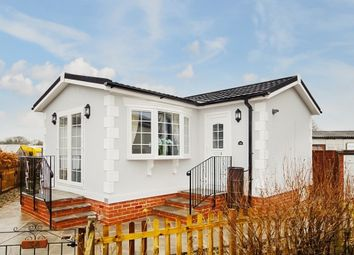 Thumbnail 1 bed mobile/park home for sale in London Road, Dorchester
