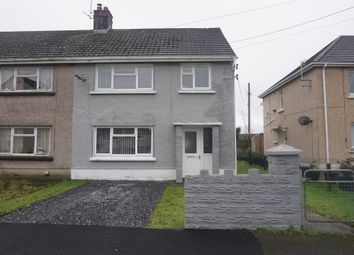 3 bed semi-detached house for sale in Park Avenue, Capel Hendre, Ammanford SA18