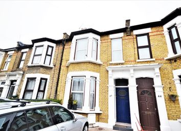 Thumbnail 4 bed flat to rent in Manor Road, London