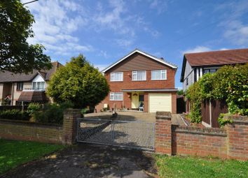 Thumbnail 4 bed detached house for sale in Empress Avenue, West Mersea, Colchester