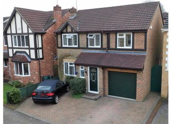 Thumbnail 4 bed detached house for sale in Aldridge Park, Winkfield Row