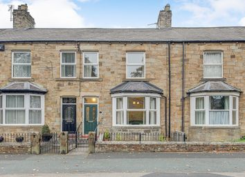 Thumbnail 3 bed terraced house for sale in West View, Lanchester, Durham