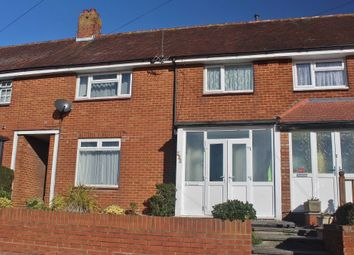 Thumbnail 3 bed terraced house for sale in Leominster Road, Cosham, Portsmouth