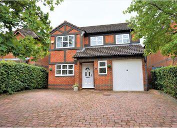 Thumbnail 4 bed detached house for sale in Berewyk Close, Hatch Warren, Basingstoke