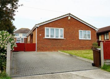 Thumbnail 3 bed detached bungalow for sale in Shurland Avenue, Sheerness