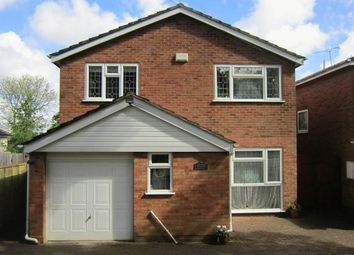 Thumbnail 4 bed detached house for sale in Broad Lane, Eastern Green, Coventry