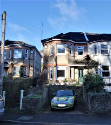Thumbnail 4 bedroom end terrace house for sale in Bourne Valley Road, Poole