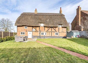 3 bed detached house for sale in Main Street, Padbury, Buckingham, Buckinghamshire MK18