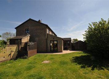 Thumbnail 3 bed semi-detached house for sale in Claydon Close, Castle Camps, Cambridge