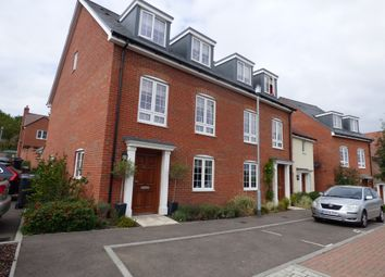 Thumbnail 4 bed end terrace house to rent in Clements Close, Puckeridge, Herts