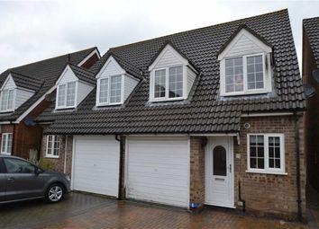 Thumbnail 3 bedroom semi-detached house for sale in Chapman Walk, Thatcham, Berkshire
