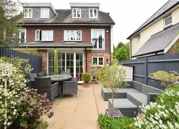 Thumbnail 3 bed semi-detached house for sale in Twitten Lane, Felbridge, Surrey